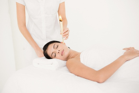 Hopi ear candles